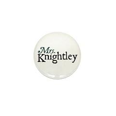 Mrs. Knightley Mini-button 10 Pack