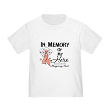 In Memory Uterine Cancer T