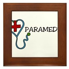 Paramedic Framed Tile