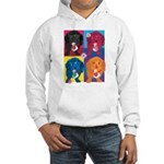 KIMSHOP.png Hooded Sweatshirt