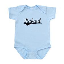 Rabaul, Aged, Infant Bodysuit