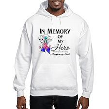 In Memory Thyroid Cancer Hoodie