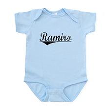 Ramiro, Aged, Infant Bodysuit