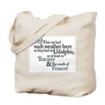 Udolpho Tote Bag