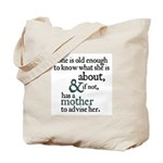Old Enough Tote Bag
