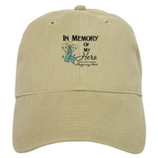 In Memory Prostate Cancer Baseball Cap