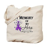 In Memory Pancreatic Cancer Tote Bag