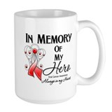 In Memory Oral Cancer Mug