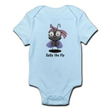 Funny Childrens Infant Bodysuit