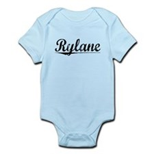 Rylane, Aged, Infant Bodysuit