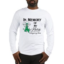 In Memory Liver Cancer Long Sleeve T-Shirt