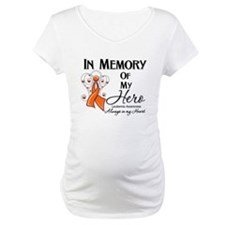 In Memory Hero Leukemia Shirt