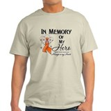 In Memory Kidney Cancer T-Shirt