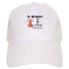 In Memory Kidney Cancer Baseball Cap