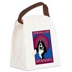 SPRINGERSPANIAL11.png Canvas Lunch Bag