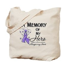 In Memory Hodgkin Lymphoma Tote Bag