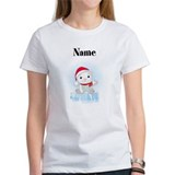 Personalized Polar Bear Tee