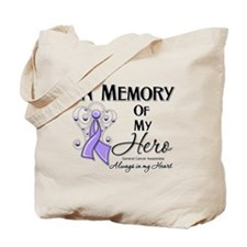In Memory General Cancer Tote Bag