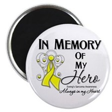 "In Memory Ewing Sarcoma 2.25"" Magnet (100 pack)"