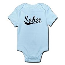 Sober, Aged, Infant Bodysuit