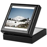 Mount Rainer Keepsake Box