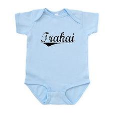 Trakai, Aged, Infant Bodysuit