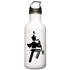 Bass Clarinet Water Bottle