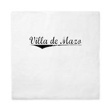 Villa de Mazo, Aged, Queen Duvet