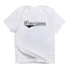 Warszawa, Aged, Infant T-Shirt