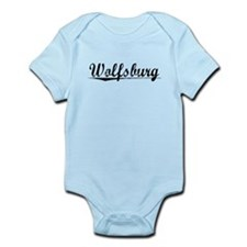 Wolfsburg, Aged, Infant Bodysuit