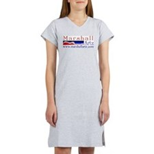 Marshall Artz Web jpg Women's Nightshirt