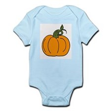"""pumpkin"" Infant Creeper"