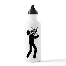 Violinist Water Bottle