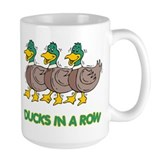 Ducks In A Row Mug