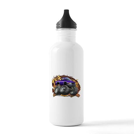 Purple Ranger Stainless Water Bottle 1.0L