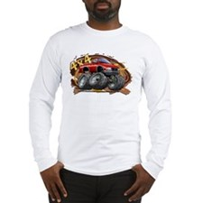 Red Ranger Long Sleeve T-Shirt