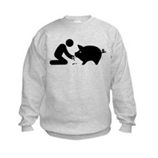 Pig Lover Sweatshirt