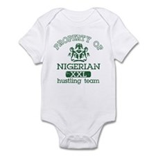 nigerian hustling team Infant Creeper