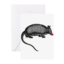 armadillo.png Greeting Cards (Pk of 10)