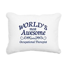 Occupational Therapist Rectangular Canvas Pillow