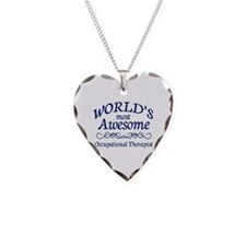Occupational Therapist Necklace