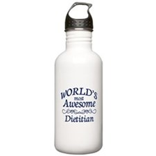 Dietitian Sports Water Bottle