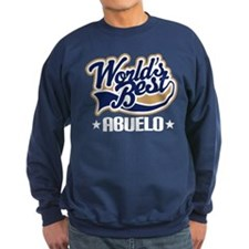 Worlds Best Abuelo Sweatshirt