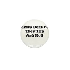 Ravers Trip Mini Button (10 pack)
