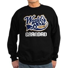 Worlds Best Grandad Sweatshirt