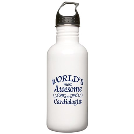 Cardiologist Stainless Water Bottle 1.0L