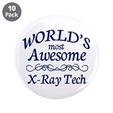 "X-Ray Tech 3.5"" Button (10 pack)"