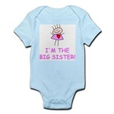 Big Sister Love Infant Creeper