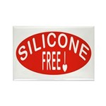 Silicone Free Rectangle Magnet (10 pack)