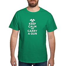 Keep Calm and Carry a Gun